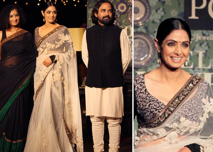 Vidya who? Sridevi is the new Sabyasachi girl