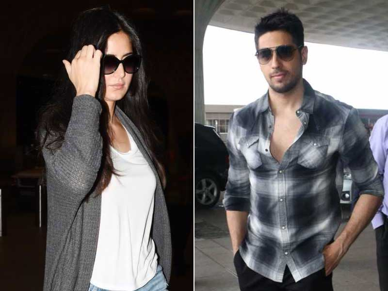 Katrina, Sidharth Put On Their Kala Chashma