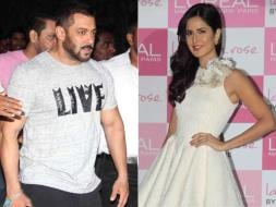 Photo : 'Ex' Factor: Katrina, Salman's Evening in Mumbai
