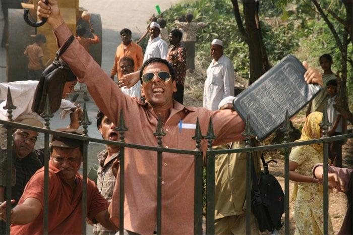 Review: Khatta Meetha, a satirical swipe at corruption