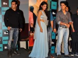 Photo : Salman, Jacqueline Kick-Start a New Journey