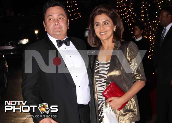 Other celebs at KJo's big birthday bash