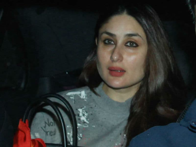 Kareena, Karisma's Sunday Date With Karan Johar