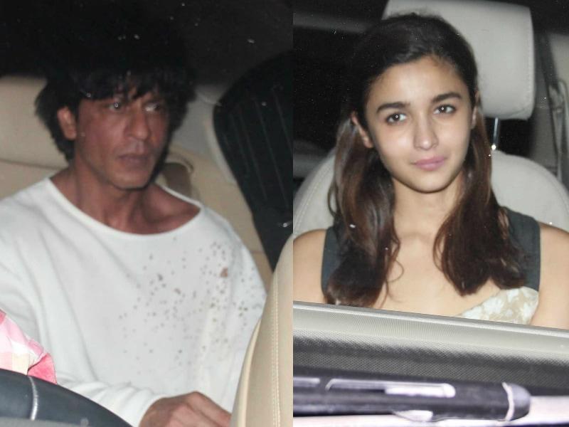 Party All Night: Shah Rukh, Alia, Aishwarya, Kareena's Rocking Saturday