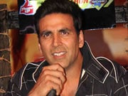 Photo : Akshay's the true Khiladi