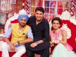 Photo : Harbhajan, Geeta's Comedy Ki Raat