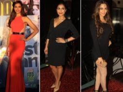 Photo : Femme Fatales: Deepika, Pallavi, Kiara