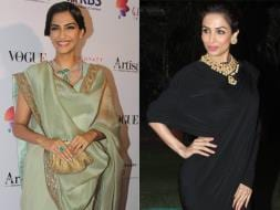 Photo : Bejeweled Divas: Sonam Kapoor, Malaika Arora Khan