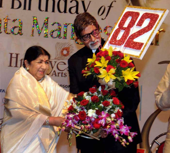 Lata Mangeshkar's big win on her 82nd birthday