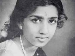 Photo : Happy Birthday Lata Mangeshkar. Naino Mein Sapna @87