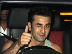 Photo : Ranbir's fitness quotient