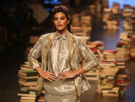 Jacqueline, Mugdha, Carol End Lakme Fashion Week With a Bang