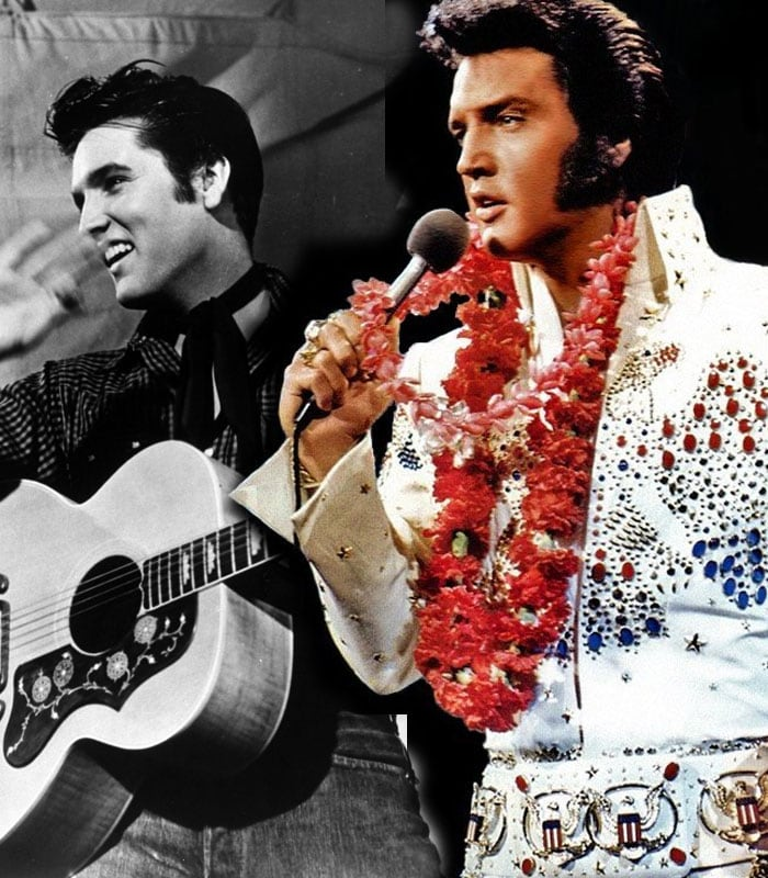 Life & times of Elvis Presley