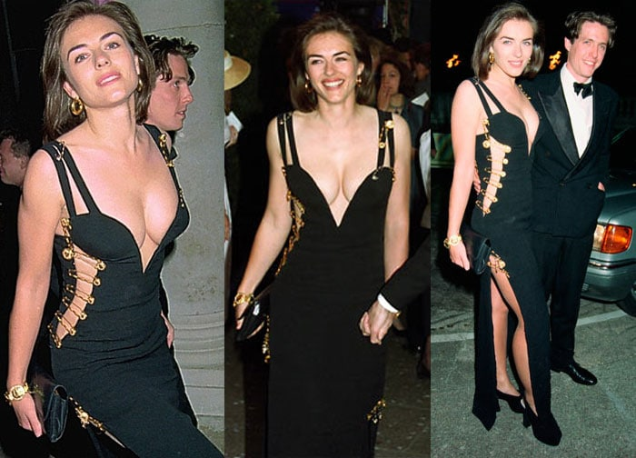 Liz Hurley: Top style moments