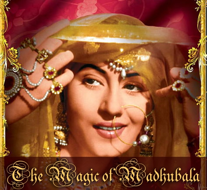 The magic of Madhubala