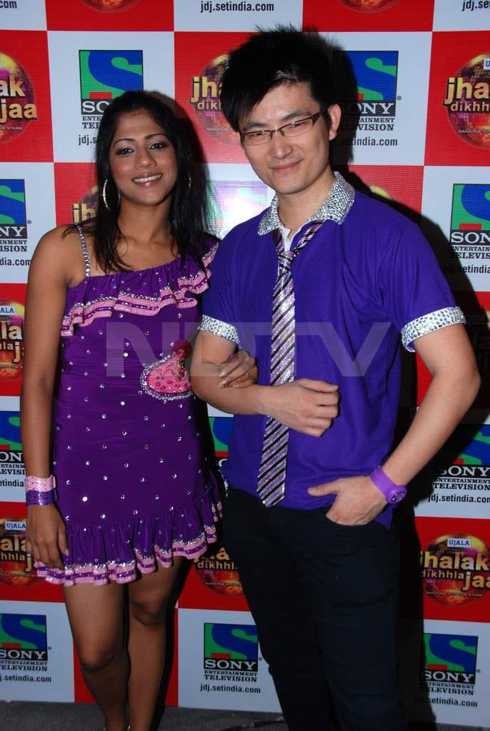chang Meet Jhalak Dikhhla Jaa 4 Contestants image gallery