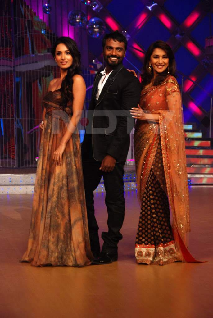 judges Meet Jhalak Dikhhla Jaa 4 Contestants image gallery 