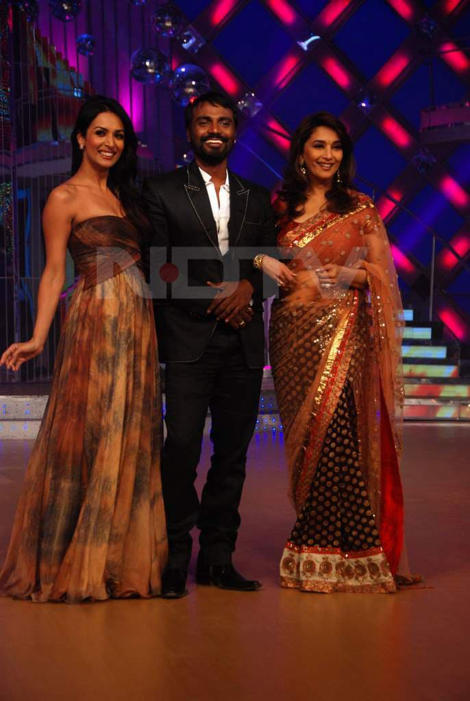 judges3 Meet Jhalak Dikhhla Jaa 4 Contestants image gallery 