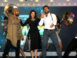 Photo : Madhuri Dixit Ke Saath Aaja Nachle