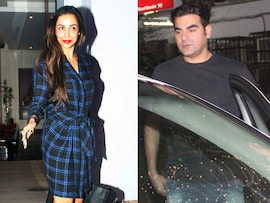 On <i>Karva Chauth</i>, This Is What Malaika And Arbaaz Were Up To