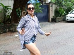 Photo : Malaika Arora's Dancing In The Street