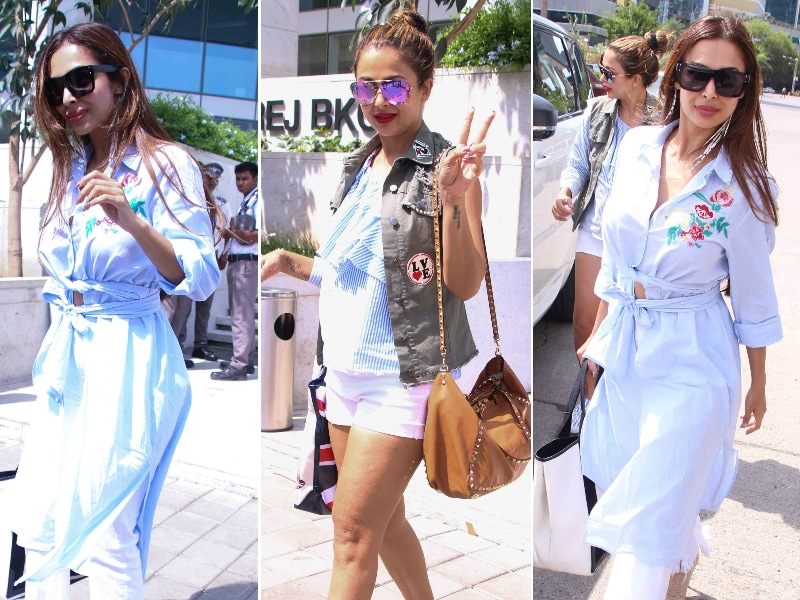 Pretty Pics From Malaika And Amrita's Lunch Party
