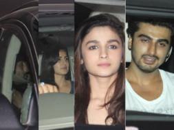 Photo : A Tale of Two Couples: Katrina, Ranbir, Alia, Arjun