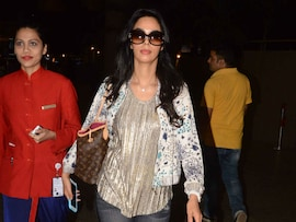 Mallika Sherawat's Shining Take-Off