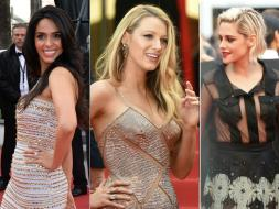 Photo : Cannes Opens on a High Fashion Note With Mallika, Blake, Kristen