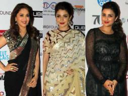 Photo : Madhuri, Anushka, Parineeti Close Mumbai Film Festival