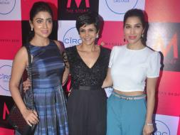 Photo : Shriya, Sonali, Sophie Cheer For Mandira on Her Big Day