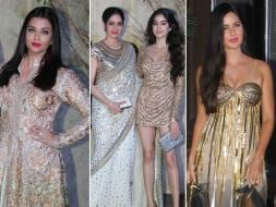 Photo : About Last Night: Aishwarya, Sridevi, Katrina, Alia Glitter At Manish Malhotra's Party