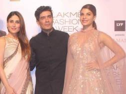 Photo : Lakme Fashion Week: Kareena, Jacqueline, Shriya Are Stars of Manish Malhotra's Big Show