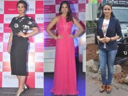 Photo : Parineeti, Lara Style-up the Stage, Gul Panag is Formal
