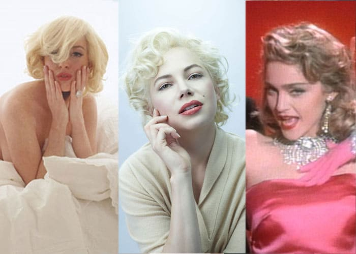 Everyone wants to be Marilyn Monroe