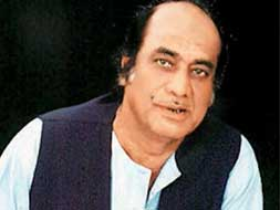 Photo : Ghazal king Mehdi Hassan dies