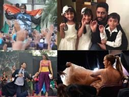 Photo : Did You Miss These Pics? 20 Things Celebs Did in February