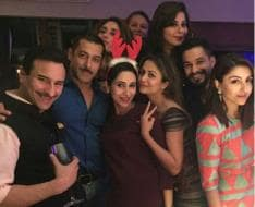 Photo : Star-Studded Christmas: Fun, Frolic and Everything Merry