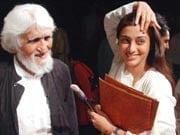 Photo : Memories of M F Husain