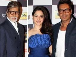 Photo : Stars hit a high note at Mirchi Awards