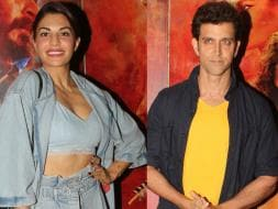 Photo : Jacqueline And Hrithik's Date With Mirzya