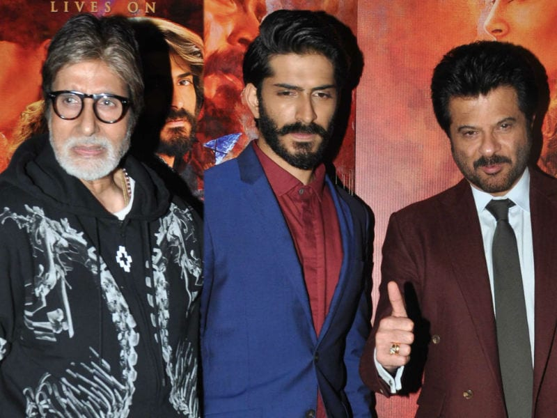 A Mirzya Night With Amitabh Bachchan And Anil Kapoor