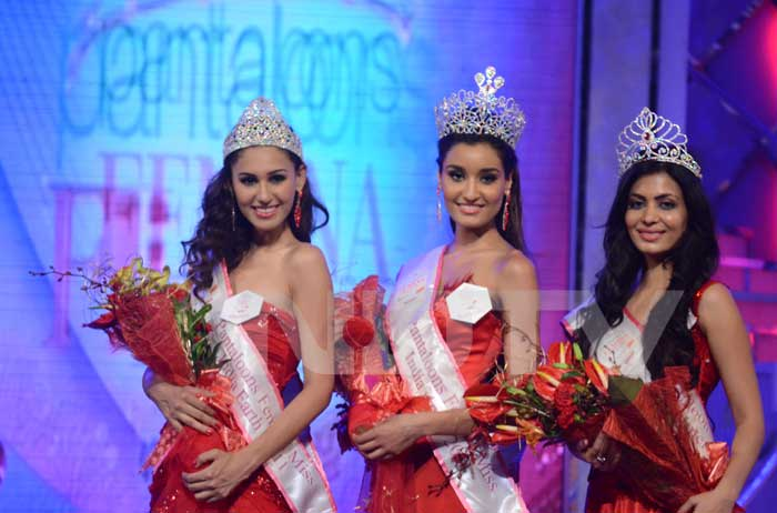 Meet the New Miss India