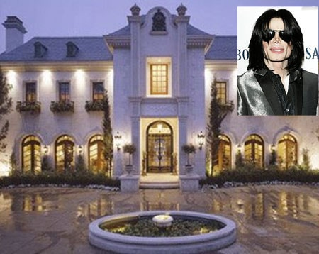 A look at MJ's last abode