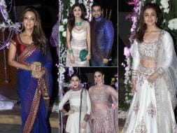 Photo : Bollywood Glitters at Sangeet Ceremony of Manish Malhotra's Niece