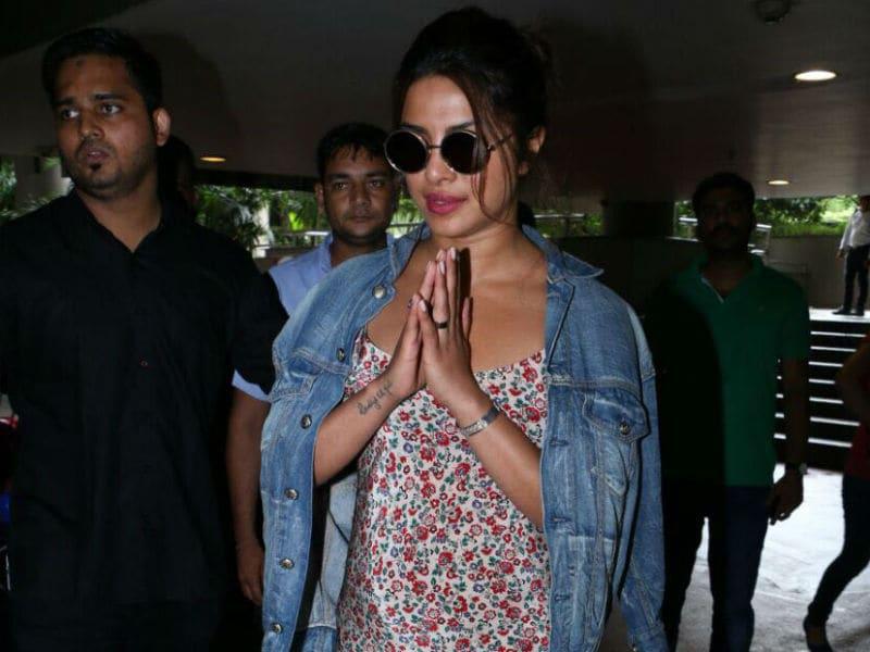 Hello There, Priyanka Chopra