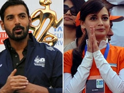 Photo : Full speed: Bollywood at Mumbai Marathon