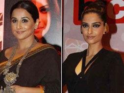 Photo : Mumbai's most stylish: Vidya, Sonam