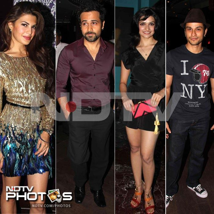 Stars at Murder 2 bash