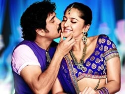 Photo : Stills: Nagarjuna in Damarukam